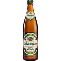 Weihenstephaner Kristall 500mL CTN(12)