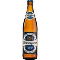 Weihenstephaner Original Lager 500mL CTN(12)