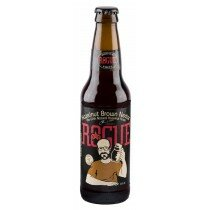 Rogue Hazelnut Brown Nectar 355ml CTN
