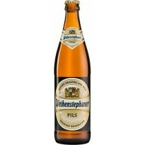 Weihenstephaner Pilsner 500ml CTN