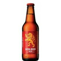 Lion Red Beer 330mL CTN