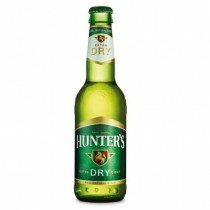 Hunters Dry Cider 340mL CTN