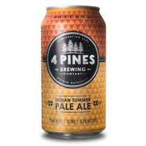 4 Pines Indian Summer Ale 375mL CAN CTN