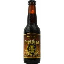 Big Shed Frankenbrown Brown Ale 330mL CTN