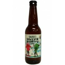 Liberty Knife Party IPA 330mL CTN