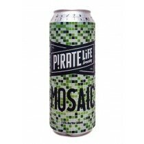Pirate Life Mosaic IPA 500mL CAN CTN