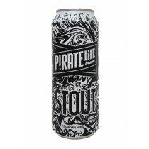 Pirate Life Stout 500mL CAN CTN