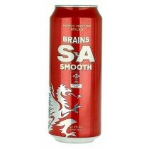 Brains SA Smooth 440mL CAN CTN