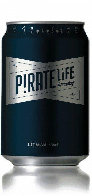 Pirate Life Pale Ale 355mL CAN CTN