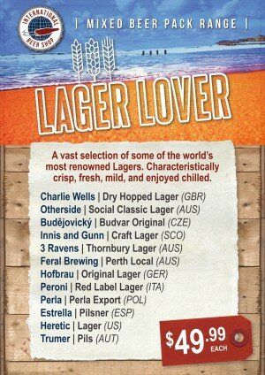 Lager Lovers Pack