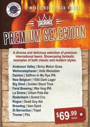 Premium Selection Pack