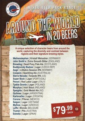 Around The World Pack