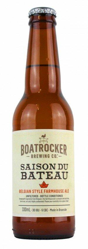 Boatrocker Saison du Bateau 330mL CTN