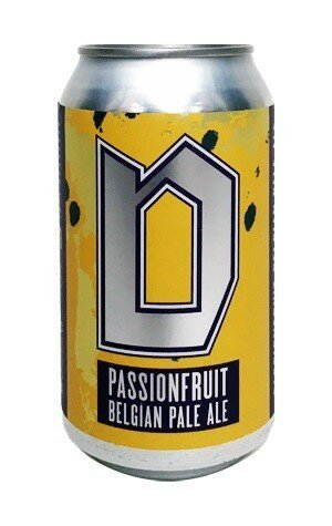 Dainton Passionfruit Belgo Pale Ale 355mL CAN CTN