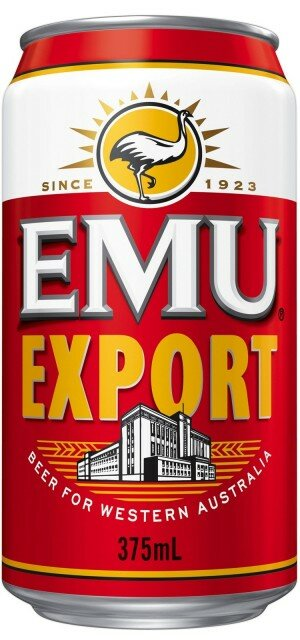 Emu Export 375mL CAN CTN(30)