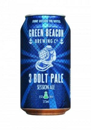 Green Beacon 3 Bolt Pale Ale 375mL CAN CTN