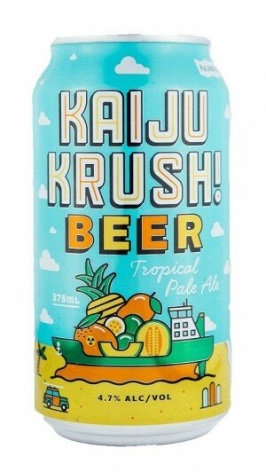 Kaiju Krush! 375mL CAN CTN
