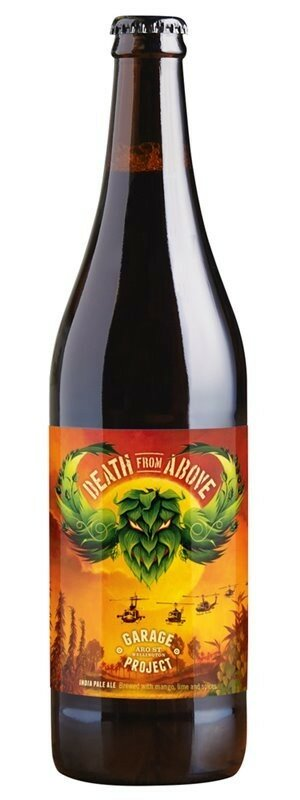 Garage Project Death From Above 650ml CTN