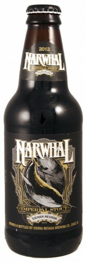 Sierra Nevada Narwhal Imperial Stout 355ml CTN
