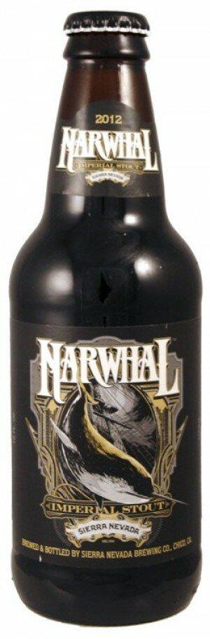 Sierra Nevada Narwhal Imperial Stout 355ml CTN