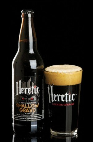 Heretic Shallow Grave 650mL CTN(12)