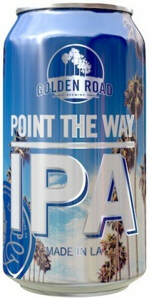 Golden Road Point the Way IPA 355ml Cans Carton