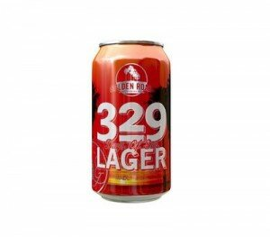 Golden Road 329 Lager 355ml Cans Carton