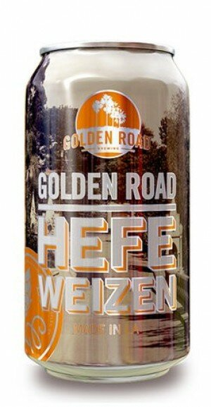 Golden Road Hefeweizen 473ml Cans CTN