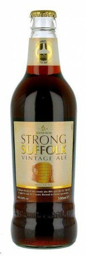 Strong Suffolk Vintage Ale 500mL CTN(12)