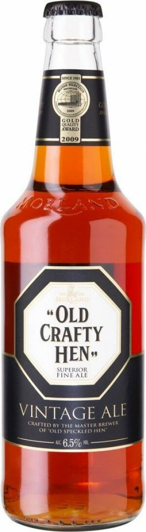 Old Crafty Hen 500ml CTN