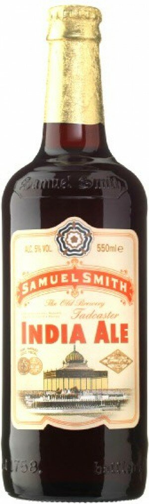 Samuel Smith's India Ale 550mL CTN(12)