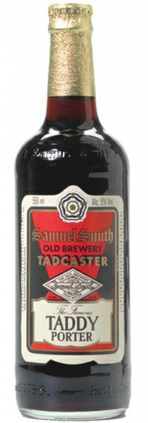 Samuel Smith's Taddy Porter 550mL CTN(12)