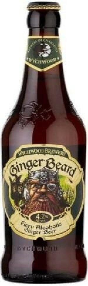 Wychwood Ginger Beard 500ml CTN