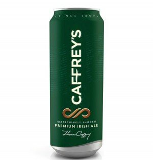 Caffrey's Genuine Draught 440mL CAN CTN