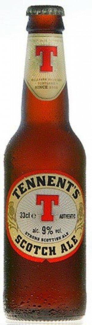 Tennent's Scotch Ale 330mL CTN
