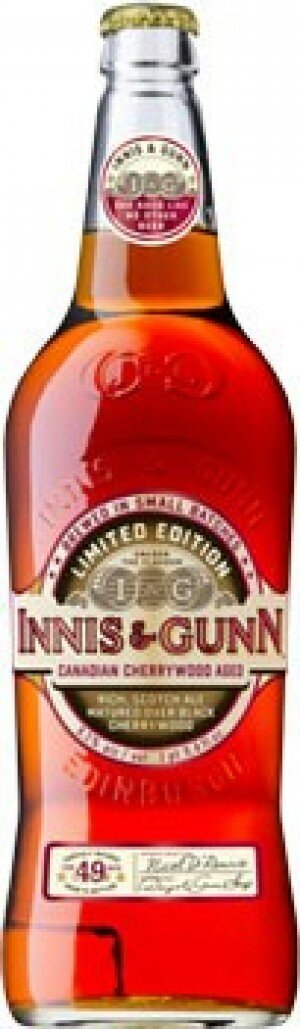 Innis & Gunn Canadian Cherrywood 330ml CTN