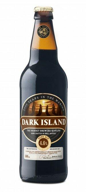 Orkney Dark Island 500mL CTN(12)