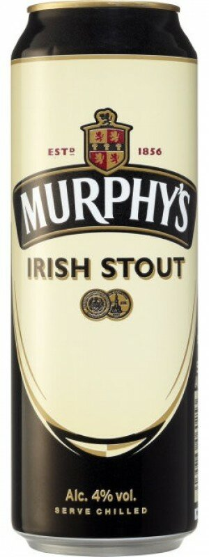 Murphy's Irish Stout 440mL CAN CTN