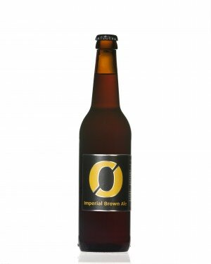 Nogne O Imperial Brown Ale 500ml CTN