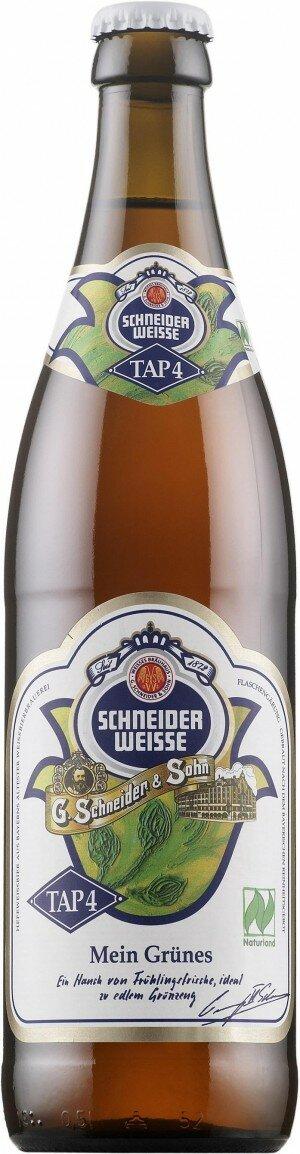 Schneider Tap 4 Mein Festweisse 500mL CTN(20)