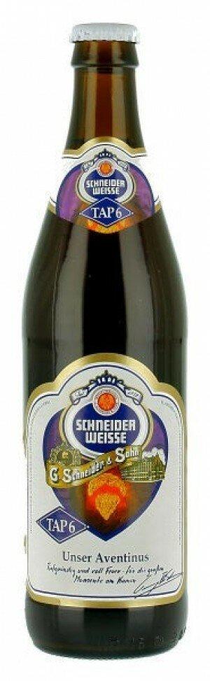 Schneider Weisse Unser Aventinus 500mL CTN(20)