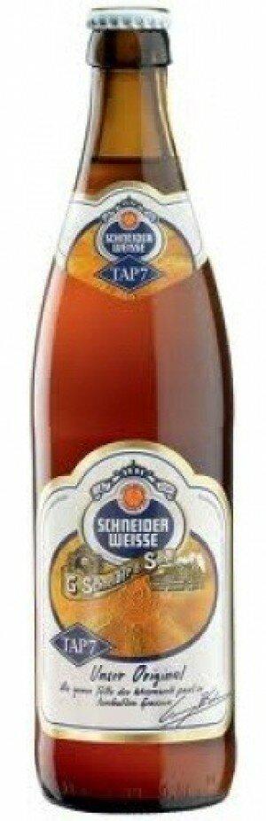 Schneider Weisse Tap 7 Original 500mL CTN(20)