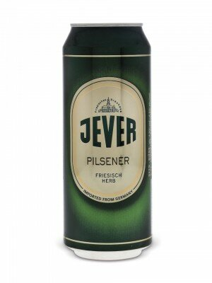 Jever Pilsner 500mL CAN CTN
