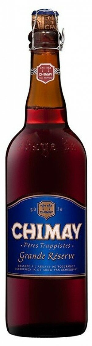 Chimay Blue 750mL CTN(12)