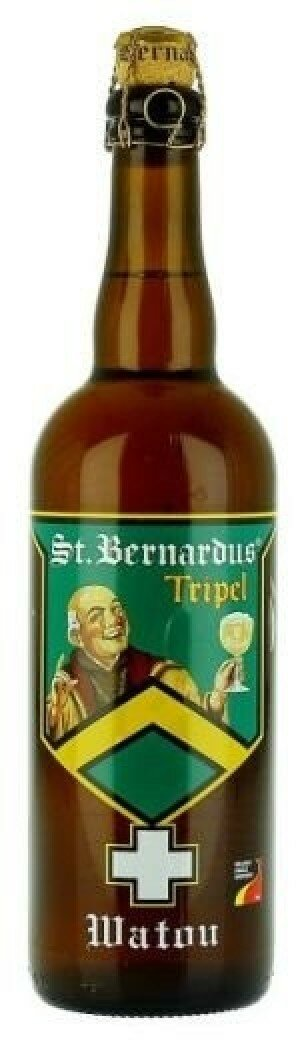 St Bernardus Triple 750ml Carton