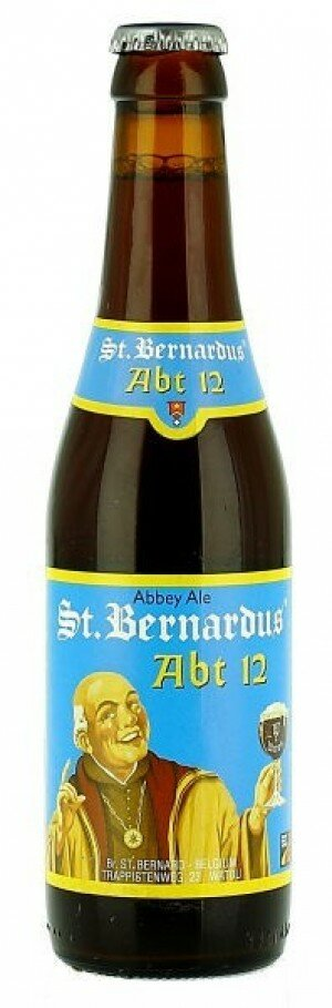 St Bernardus Abt 12 330ml CTN