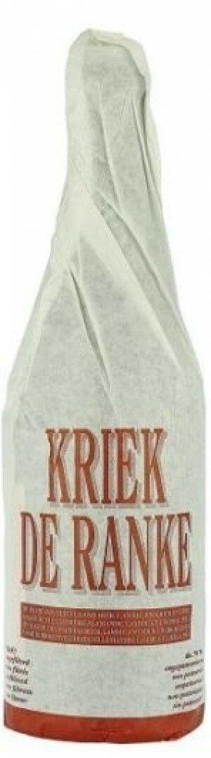 Kriek De Ranke 7% 750ml Carton