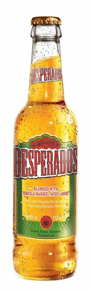 Desperados Tequila Beer 330mL CTN