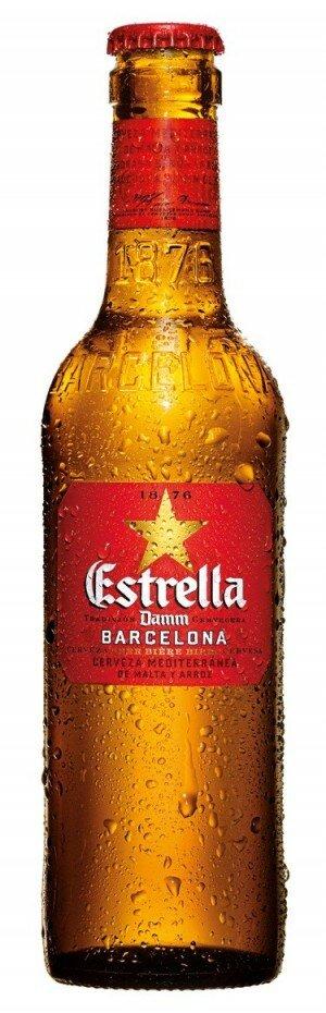 Estrella Damm Barcelona 330ml CTN