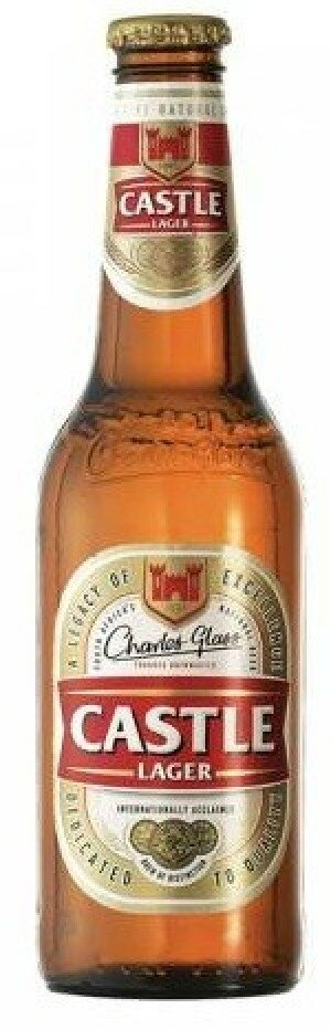 Castle Lager 340mL CTN